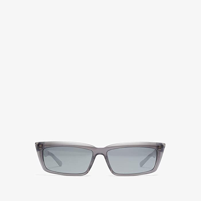 Balenciaga  BB0047S (Grey) Fashion Sunglasses