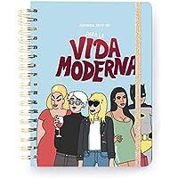 Agenda escolar 2019-2020 Moderna de Pueblo (TANTANFAN)
