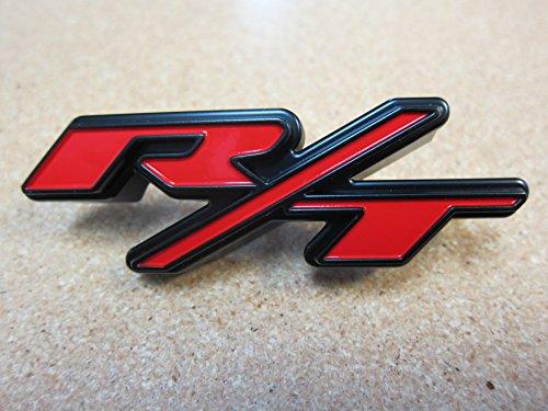 Dodge Charger R/T Front Grille Clip On Emblem Nameplate Mopar OEM