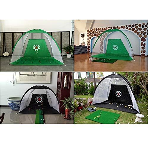 LYZ Golf-Set, Golf Schlagen Nets for Hinterhof Driving Range Chipping, Profi-Golf-Zubehör mit Tragetasche (Größe : B)