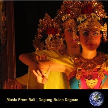 Music From Bali : Degung Bulan Daguan