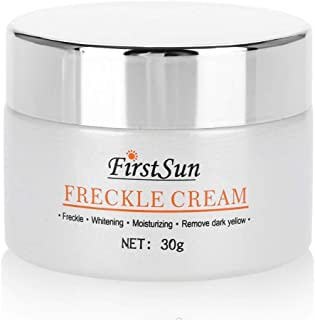 Crema Blanqueadora Facial para Quitar Pecas Manchas Oscuras y Brillo Tónico Piel Crema Facial Hidratante Facial Natural