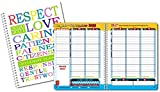 Dated Elementary Student Planner for Academic School Year 2020-2021- Jostens Planner Brand- (8-1/2' x 11')