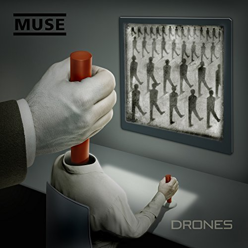 Drones (CD/DVD)(Limited Edition) by Muse (2015-05-04)