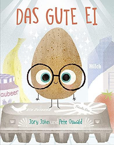 Das gute Ei: Bilderbuch ab 3 Jahren