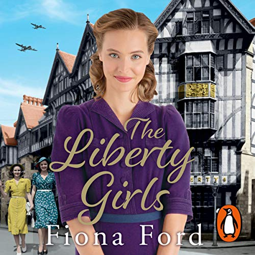 The Liberty Girls audiobook cover art