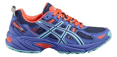 Asics Running Gel-Venture 5 Gs Purple / Blue 38 Junior
