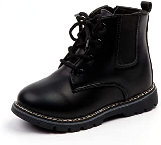 combat boots for toddler boys