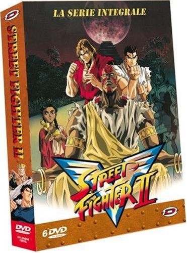 Street Fighter II V-L'INTEGRALE