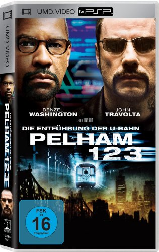 Die Entführung der U-Bahn Pelham 123 [Alemania] [UMD Mini para PSP]
