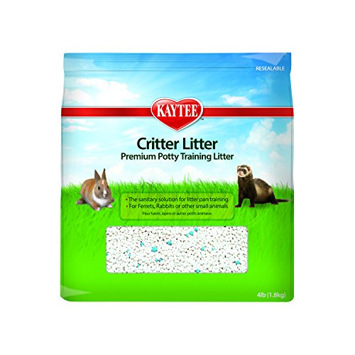 Kaytee Small Animal Critter Litter, 4-Pound