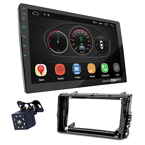 UGAR EX10 9 pollici Android 10.0 DSP Navigazione GPS per Autoradio + 23-116S Kit di Montaggio compatibile per Volkswagen Lavida, T-ROC 2018+, Bora, Tayron, Passat, Sagitar, Golf, Golfvan 2019+