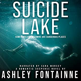 Suicide Lake audiobook cover art