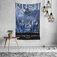 タペストリー ラッシュ Rush インテリア タペストリー グッズ 壁掛 壁飾り リビングルーム ベッドルーム 部屋 おしゃれ飾り 子供152cm×102cm