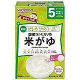 和光堂 手作り応援 国産コシヒカリの米がゆ×6箱 [5か月頃から幼児期まで]
