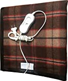 Odessey Product Single Bed Polyester Electric Blanket (Twin Size, 75x150 cm)