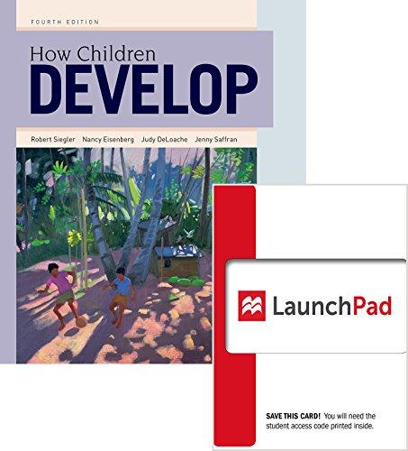 Bundle: How Children Develop & LaunchPad (Six Month Access)