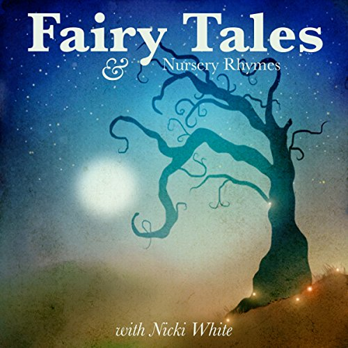 Fairy Tales & Nursery Rhymes audiobook cover art