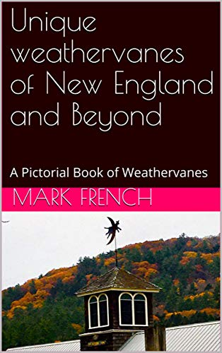 Unique weathervanes of New England and Beyond: A Pictorial Book of Weathervanes (English Edition)