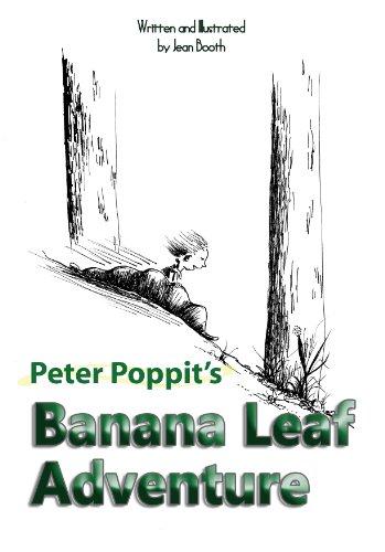 Peter Poppit's Banana Leaf Adventure (English Edition)