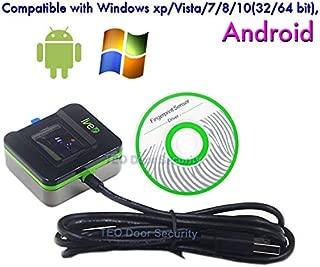 LIVE20R Andriod Fingerprint Reader Biometrics Fingerprint Scanner SLK20R Desktop Enrollment and Identification Device