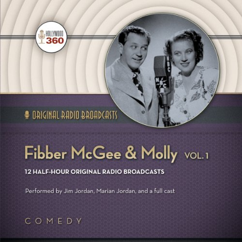 Couverture de Fibber McGee & Molly, Volume 1