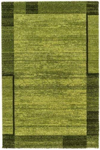 ASTRA Teppich Samoa in Grün Rug Size: 81 x 150cm