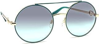 b33c1192fc3c3 Óculos de Sol Love MOL009 S Dourado Verde