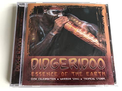 Didgeridoo - Essence of the Earth / AUDIO CD 2004 / Dust Celebration, Warrior Song, Tropical Storm / UPC 5033606033924