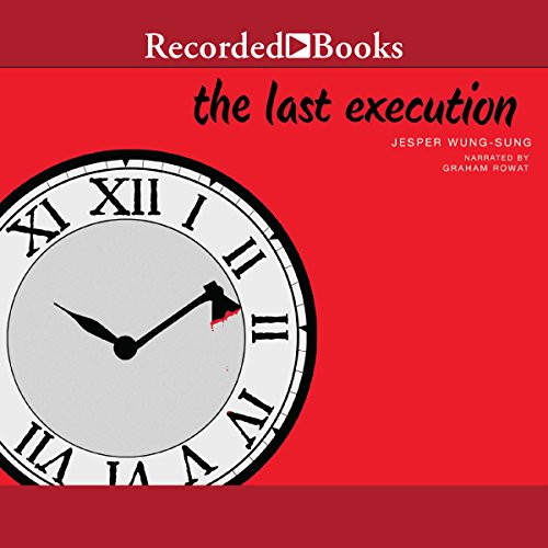 The Last Execution audiobook cover art