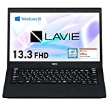 NEC ノートパソコン LAVIE Direct PM(X) 【Web限定モデル】 (ブラック) (Core i5/8GBメモリ/256GB SSD/Office Personal 2019/Windows 10 Home) YS-NG55-PX