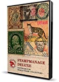 Stamp Collecting Software - StampManage Deluxe 2018 With SCOTT Catalog Numbers. Inventory & Value Your World Stamp Collection. Database of nearly 400,000 postage stamps.