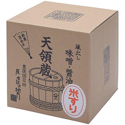 まるはら 米すり味噌 箱 5kg