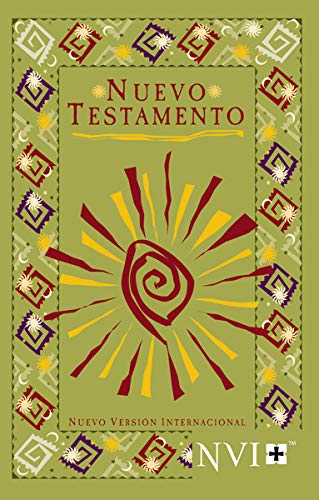 Compare Textbook Prices for New Testament: Nueva Version International, Green Fiesta Spanish Edition  ISBN 9781563201233 by Zondervan