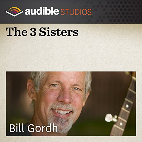 The 3 Sisters audiobook cover art