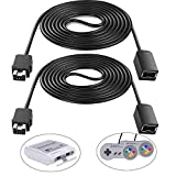 Smatree Extension Cable Compatible for NES/SNES Classic...