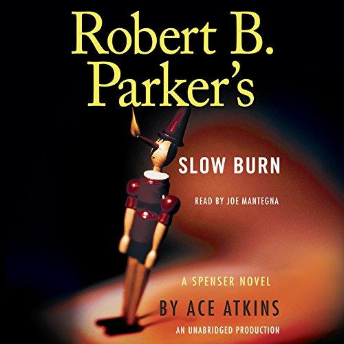 Robert B. Parker's Slow Burn cover art