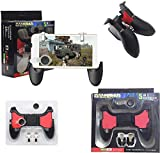 ✅ GAME CONTROLLER IS FOLLOWING ALL THE GAMES RULES: When you are playing with it can Including PUBG, Forint, Rules of Survival, Knives Out, Survivor Royal, Critical and all. ✅ THE MOBILE 5 IN 1 PUBG GAME PAD: It's too smart and good look and upgrade ...