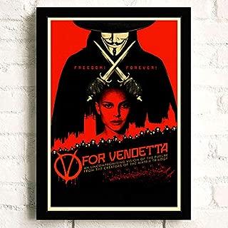 v for vendetta poster