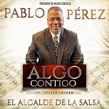 Algo Contigo (feat. Steven Falcon)