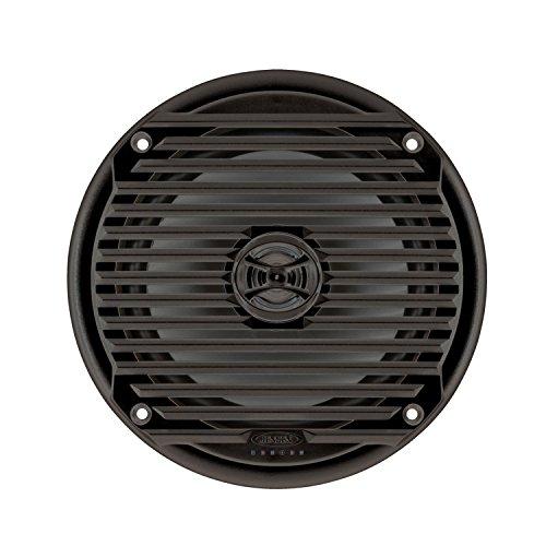 Jensen MS6007BR Coaxial Waterproof Speakers - 6.5 , Black
