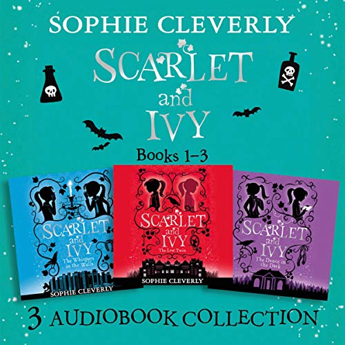 Scarlet and Ivy: Audio Collection Books 1-3 Titelbild