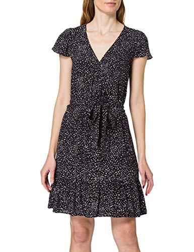 Teddy Smith R-LALI Dress, Charbon, Small Womens