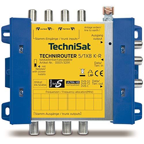 TechniSat TechniRouter 5/1x8 K-R (Kaskade)