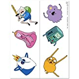 Adventure Time Temporary Tattoo Party Favors (12 ct)