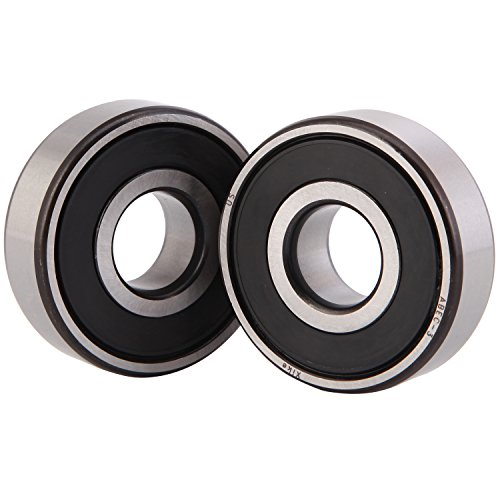XiKe 2 Pack Precision Ball Bearing Replacement for DeWalt N127530 DW708, DW716, DW717, DW718, DWS780 Miter Saw, Rotate Quiet High Speed and Durable.