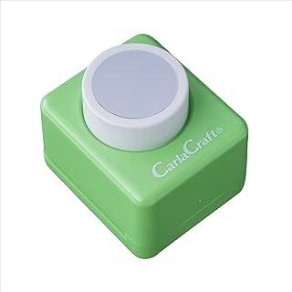 カール事務器 クラフトパンチ ミドルサイズ 1サークル CP-2