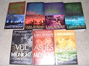 The Midnight Breed Series - Set of 7 Books (Kiss of Midnight, Kiss of Crimson, Midnight Awakening, Midnight Rising, Veil of Midnight, Ashes of Midnight & Shades of Midnight)