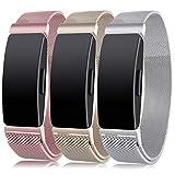 Onedream Compatible pour Fitbit Inspire HR Bracelet/Inspire HR Bracelets Femme Homme...
