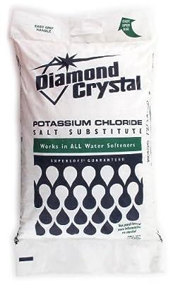 Diamond Crystal Water Softener Bag 40 Lb.